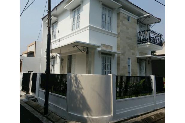 Rumah mewah desain modern komplek pondok gede 11066481