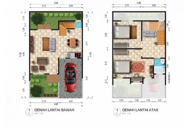 Rumah Cluster Minimalis Di Jakarta Timur - Absurd Things