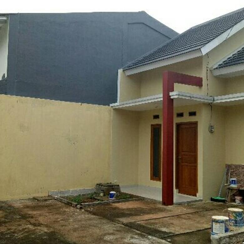1 lantai tanah lebar , legalitas aman di Cilangkap Jaktim