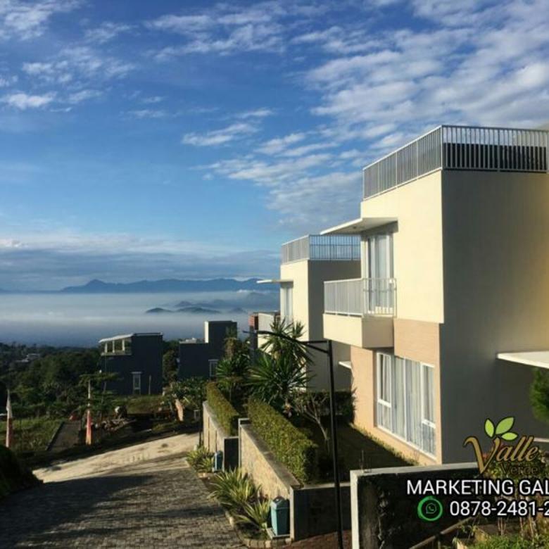 Rumah Villa Valle Verde 2 LT  dicisarua Cimahi Bandung Barat