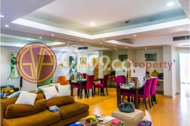 Apartemen Brawijaya Lantai Rendah View City Fully Furnished 6322510