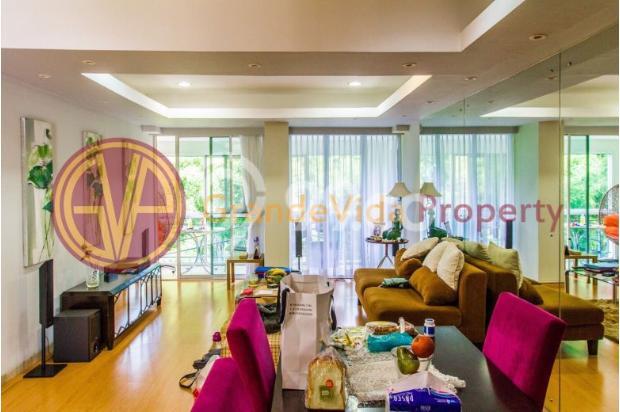 Apartemen Brawijaya Lantai Rendah View City Fully Furnished 6322515