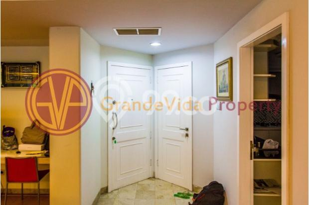 Apartemen Brawijaya Lantai Rendah View City Fully Furnished 6322530