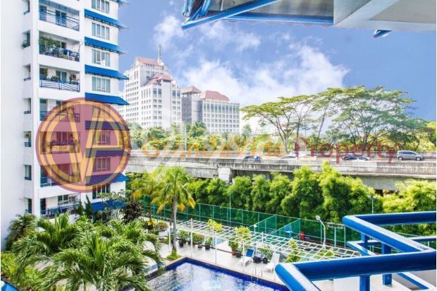Apartemen Brawijaya Lantai Rendah View City Fully Furnished 6322529