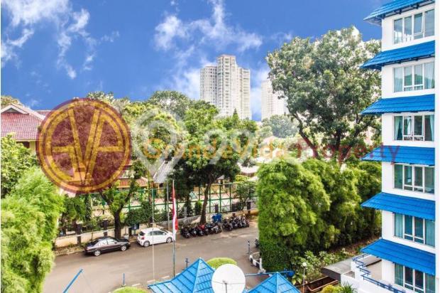 Apartemen Brawijaya Lantai Rendah View City Fully Furnished 6322535