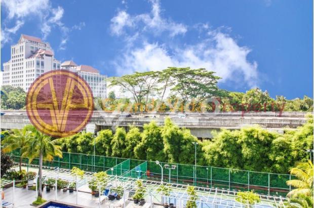 Apartemen Brawijaya Lantai Rendah View City Fully Furnished 6322531