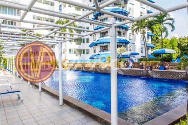 Apartemen Brawijaya Lantai Rendah View City Fully Furnished 6322534