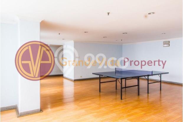 Apartemen Brawijaya Lantai Rendah View City Fully Furnished 6322536