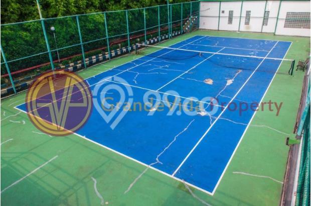 Apartemen Brawijaya Lantai Rendah View City Fully Furnished 6322540