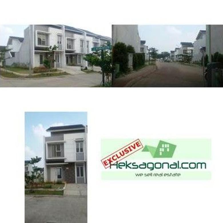 Rumah dijual Serpong natura city HKS3521
