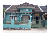 Rumah second, lokasi strategis, di padang