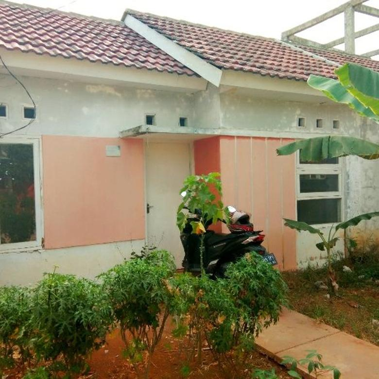 over kredit rumah hook murah depan fasum type 30/105