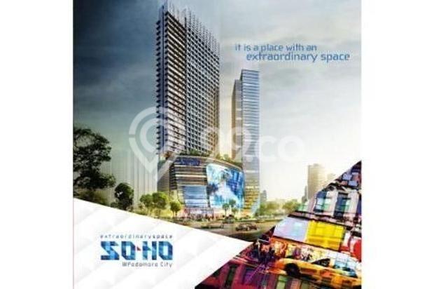For Sale SOHO Podomoro City Konsep Multi Fungsi Residential/Offic 13426467
