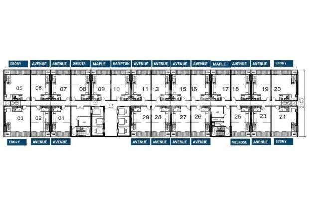 For Sale SOHO Podomoro City Konsep Multi Fungsi Residential/Offic 13426459