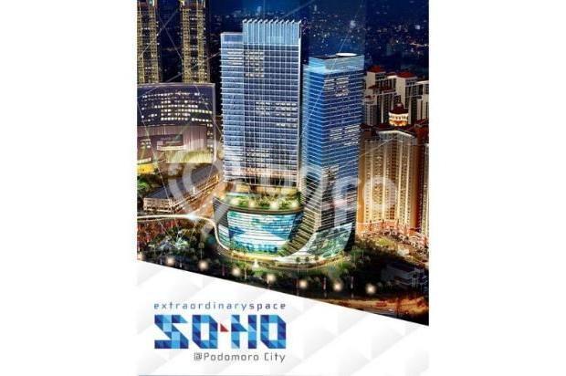 For Sale SOHO Podomoro City Konsep Multi Fungsi Residential/Offic 13426468