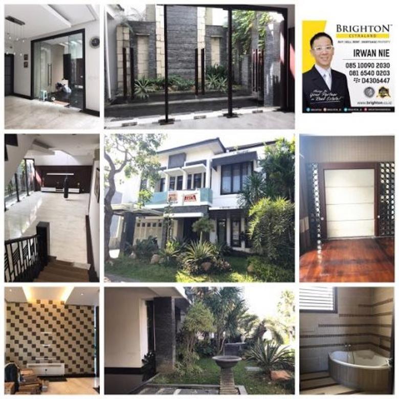 Rumah Pakuwon Indah Villa Bukit Regency VBR 3