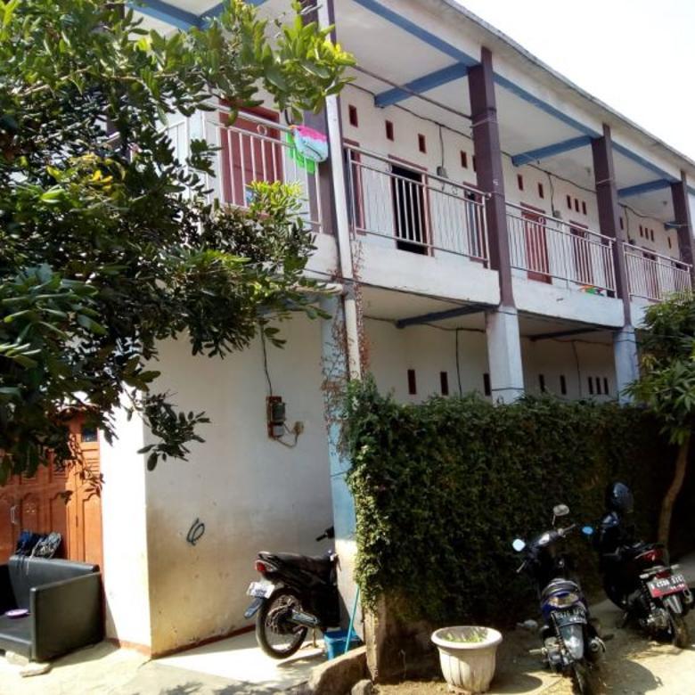 Rumah Kontrakan 10 Pintu Cimanggis Investasi Untung Besar
