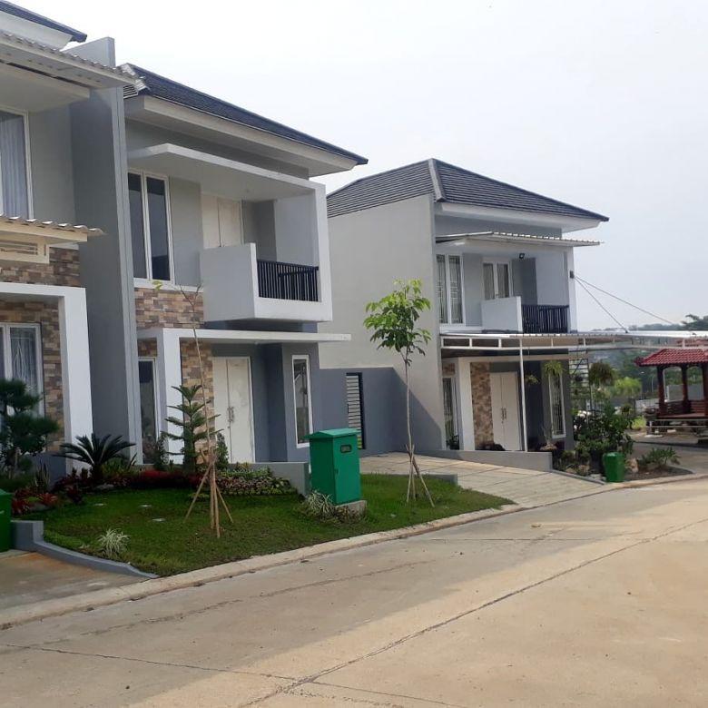 Rumah Exclusive di Sentul Alaya Bogor