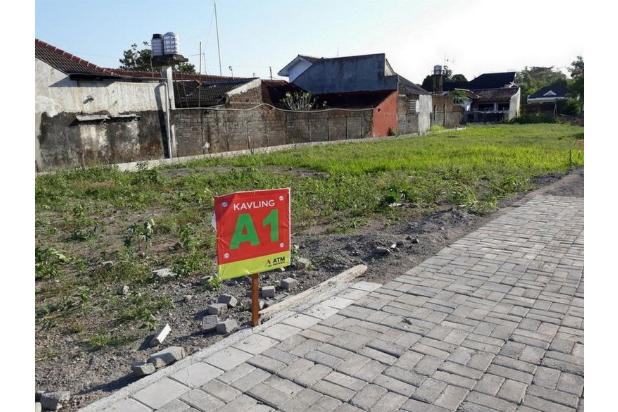 Rp617jt Tanah Dijual