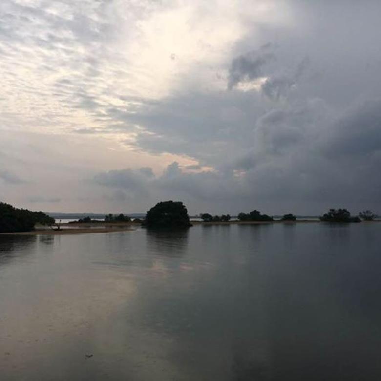 Tanah Loss pantai seluas 1,18 ha di Tj. benoa, Nusa Dua BALI