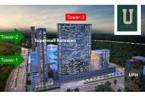 Apartemen U Residence, Lippo Karawaci Tangerang