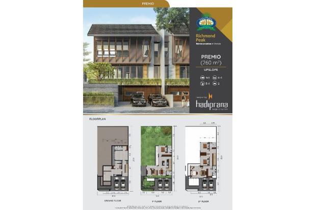 Rp6,4mily Rumah Dijual