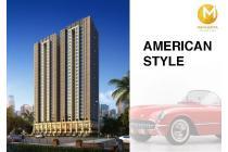 Dijual Apartemen Baru 2BR Nyaman Strategis di Meikarta Tower1 B Bekasi
