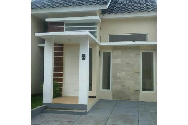 Rumah minimalis siap huni tinggal 1 unit 17698824