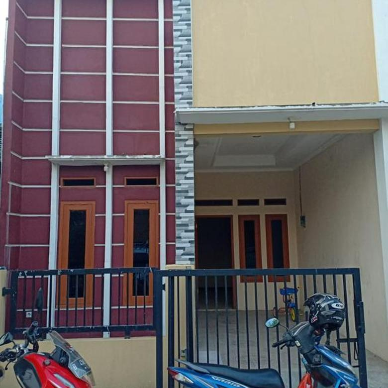 Rumah Minimalis di Villa Gading Harapan pintu Barat Babelan Bekasi