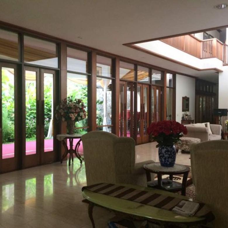 Rumah Lux Juanda Dago Bandung, Mainroad Jalan Besar
