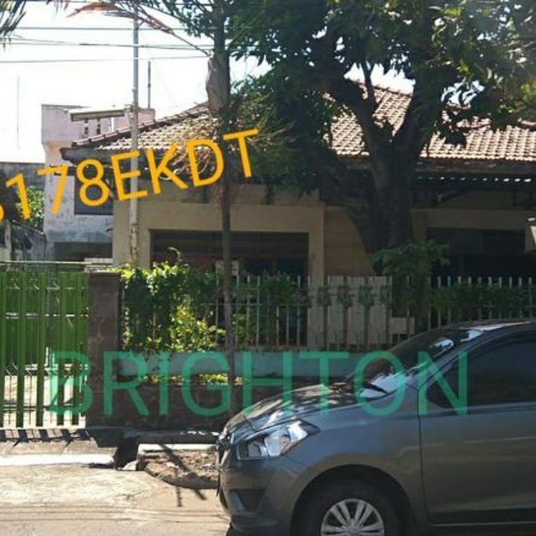 Dijual Murah Rumah lama di Tengah kota, Embong kenongo