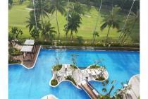 Disewakan Apartemen The Mansion at Dukuh Golf Kemayoran 2BR Luas 50sqm