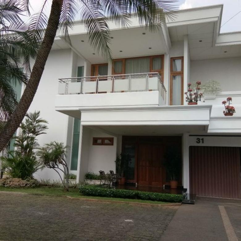 Rumah dijual di kebun jeruk, Jakarta Barat