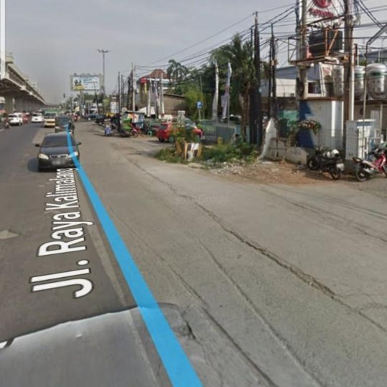 Dijual Tanah Strategis di Jl, Raya Kalimalang Jakarta Timur
