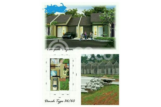 Rumah Subsidi Terlaris Di Parung Kemang Bogor Utk Area Depok Sawangan BSD 14372042