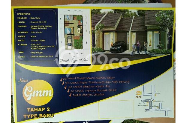 Rumah Subsidi Terlaris Di Parung Kemang Bogor Utk Area Depok Sawangan BSD 14372056