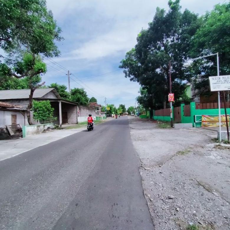 Tanah Siap Bangun, Free IMB: Kavling Kalasan Purwomartani