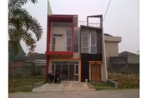 Perumahan Hilltop Residence Town House Lokasi Di Pinggir Jalan Raya