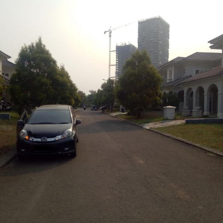 Kavling Alam Sutera (Hoek) (487 m2)