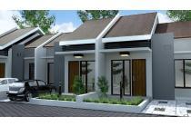 Rumah Baru SHM sangat ekonomis HANYA berjarak 25 menit dari pusat kota BSD