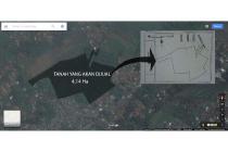 Tanah Dijual Murah di Bandung Barat,Lokasi Strategis,Cocok untuk Perumahan