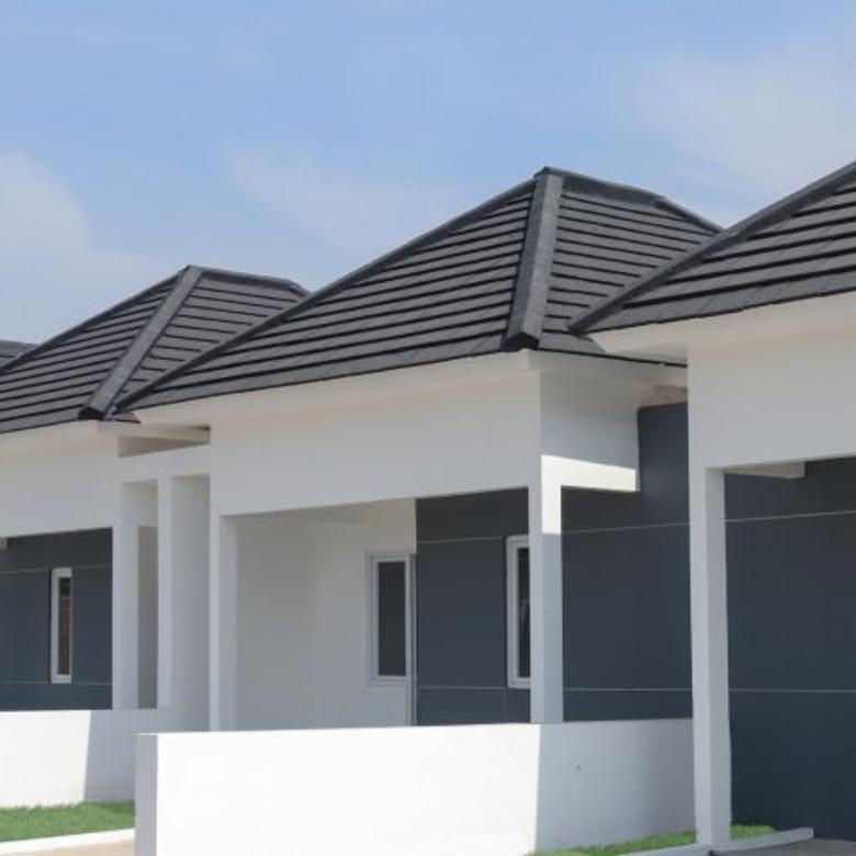 Jual rumah murah bebas banjir DP Ringan di ciganitri bandung