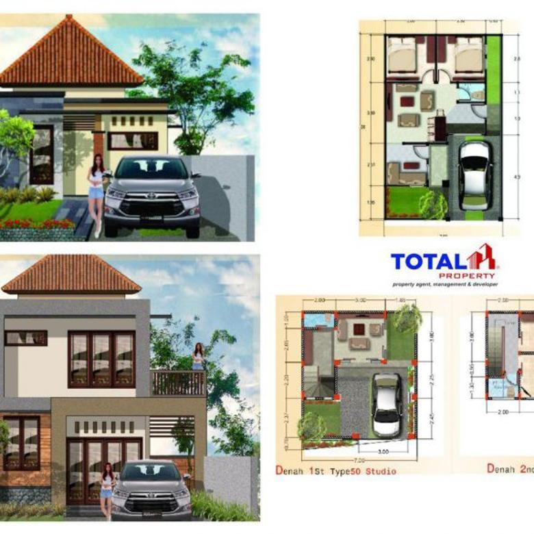 Rumah di daerah Dalung, Badung dekat pusat bisnis