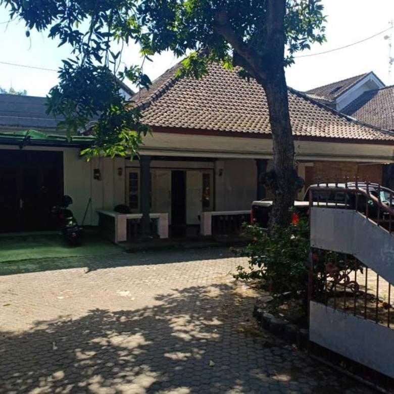 Rumah di tengah kota Mataram cocok untuk kantor
