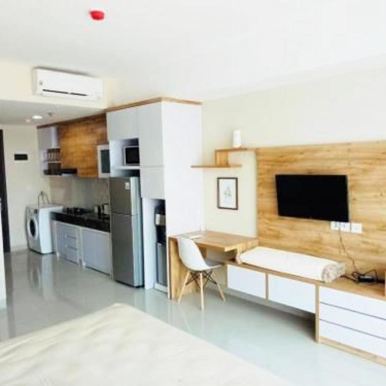 JUAL Apartemen Nine Residence 1BR full furnish lantai 12 cozy