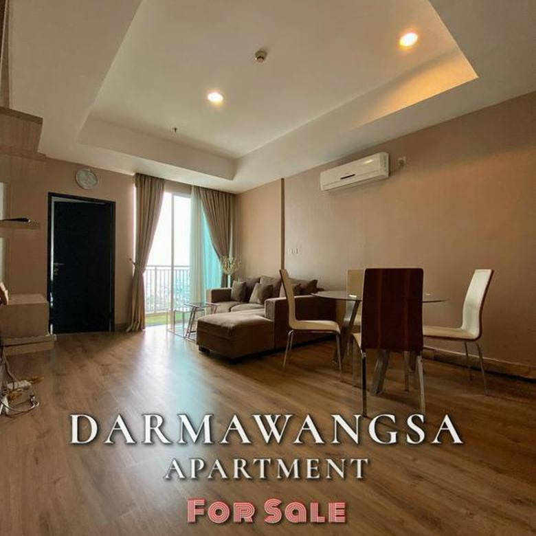 Dijual Cepat Unit Apartment Essence Darmawangsa 2 kmr tdr. Sudah sertfikat Strata