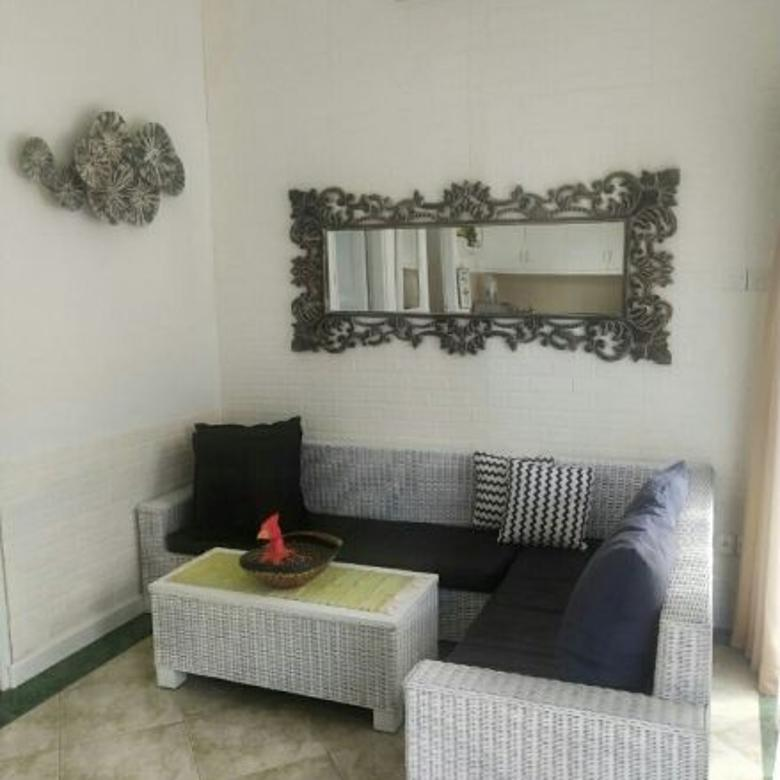 Modern Minimalis Villa Sanur
