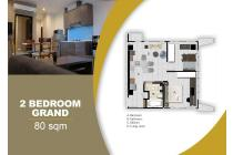 Bekasi Apartment MGold Tower (2BR Grand - 80m)