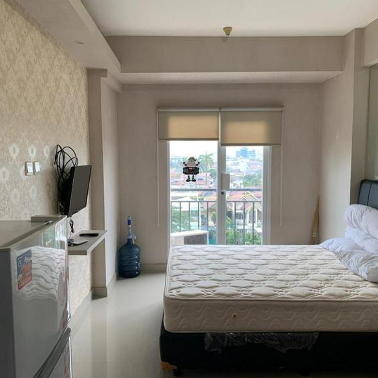 Apartemen Puri Park View Tower A studio lt 7 full furnish hdp city/timur BU murah