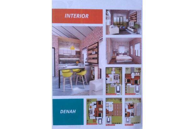 rumah modern minimalis di green setiabudi bandung